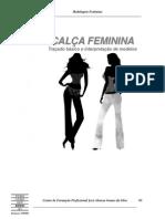 Modelagem Calça Feminina (Uba) - Senai