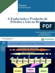 A Exploração e Produção de Petróleo e GN No Brasil