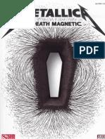 Magnetic metallica pdf death songbook