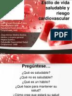 Estilo de Vida Saludable y RCV