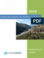 Hydrological Analysis