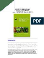 Cultivo Del Pijuayo