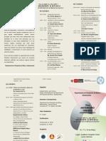 Jornada Científica Mayo 2013