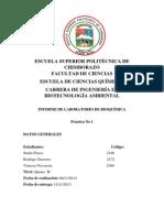 Informe de Laboratorio Practica N 3