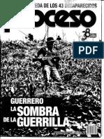 ARTÍCULOS DE LA REVISTA PROCESO NUMERO 1983 Y 1984