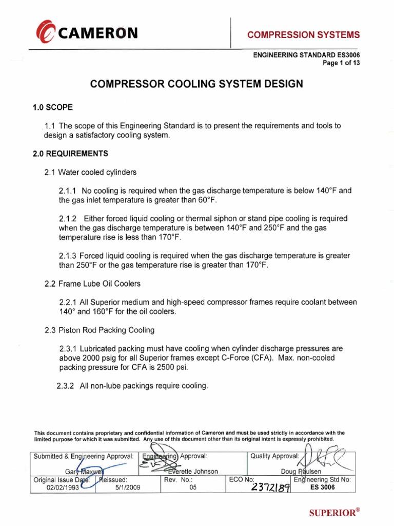 ES3006 0509 Cooling System Design