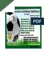 FRAMA FOOTBALL FESTIVAL