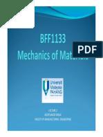 Mechanics of Materials Lec02