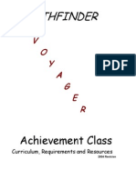 voyager class requirements