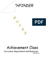 guide class requiremets