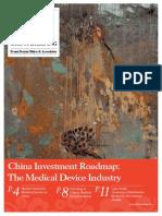 China Investment Roadmap