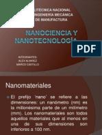 Nanociencia y Nanotecnología (1) (1)