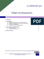 Bibliographies Bibliotheque Hec