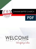 CBC Announcements - November 16 - Web Edition