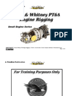PT6A Engine Rigging Guide