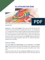 Artikel Diabetes Mellitus