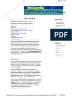 O Protocolo BGP4 - Parte 1