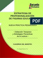 Cuaderno Del Maestro