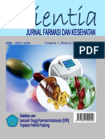 Jurnal Scientia Vol 1, No 2