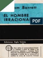 Barrett, William_El Hombre Irracional