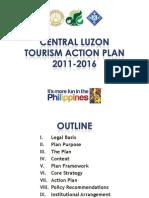 Region III Tourism MasterPlan