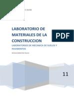 Guias Del Laboratorio de Materiales de La Construccion