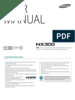 NX300 English Manual