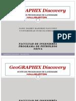 Geographix Discovery Halliburton