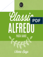 Great Value Classic Alfredo Package Redesign