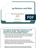 03-Measuring Returns and Risk _ 2014