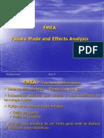 FMEA - Processos e Projetos