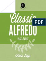 Great Value Classic Alfredo Product Redesign by Anna Buys