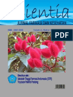 Jurnal Scientia Vol 3, No 1