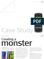 MDI CaseStudy Monster
