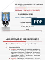 Lineas de Investigacion i