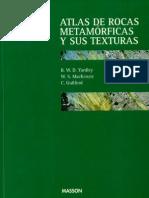 Atlas de Rocas Metamórficas y Texturas