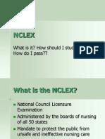 1.Nclex Exam