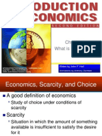 Chapter 01_What is Economics