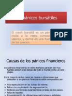 Los Panicos Bursatiles