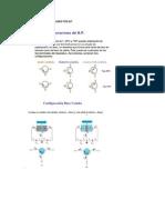 Configuraciones Del Transistor Bjt