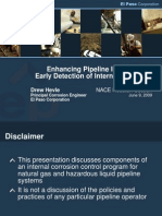 Hevle  Enhancing Pipeline Integrity With Early Detection of Internal