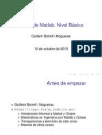 basico Matlab