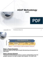 ASAP Methodology SAP
