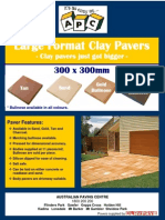 Clay Paving | Clay Pavers |APC