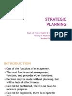 k3 - Strategic Planning