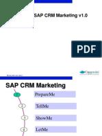 Cr1004 -Sap Crm Marketing