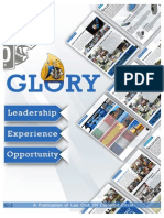 Newsletter - Glory2 - 2014