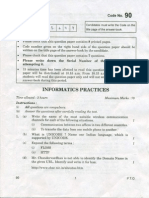 Ip Cbse Paper 2013