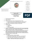 SLAANC Agenda - November 20, 2014