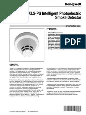 Details about  /Honeywell XLS-IPHS Fire Alarm Smoke Detector